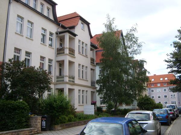 Eobanstr. 5 – 99084 Erfurt (Süd)- 2 Balkone