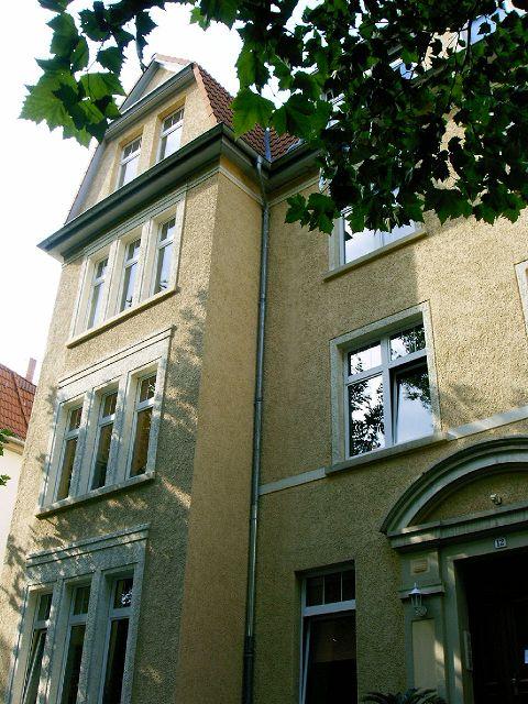 Friedrich-List-Str. 12   im Landtagsviertel von Erfurt