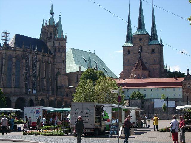 Erfurt – Impressionen